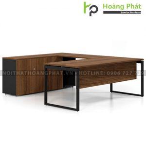Bàn gỗ trưởng phòng HPP33