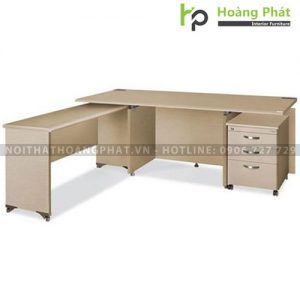 Bộ bàn giám đốc gỗ SMD1800H