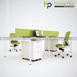 Cụm bàn làmviệc văn phòng HPC17