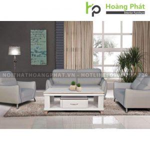 Bộ ghế sofa bọc da cao cấp SF308A