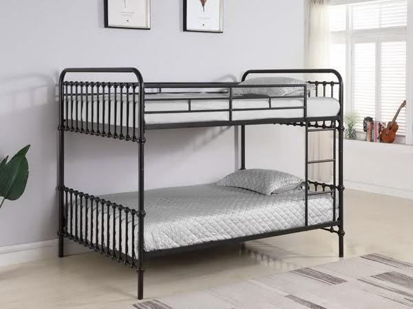 giường tầng sắt 1m2 giá rẻ