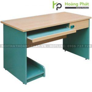 Bàn máy tính gỗ công nghiệp BMS204