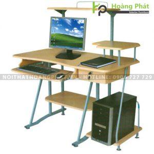 Bàn máy tính Hòa Phát BMT136