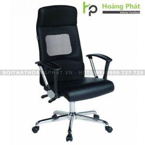 Ghế lưới lưng cao Hòa phát GL316