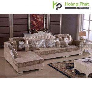 Bộ ghế sofa góc Hòa Phát SF50