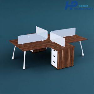 Module bàn làm việc chân sắt MD04H2MG