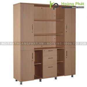 Tủ gỗ văn phòng TUH1960-3K